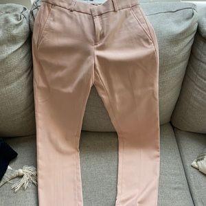 Banana Republic dusty pink pant